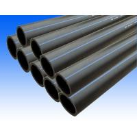 """Quality Underground Black Colours SDR11 12"""" PE100 hdpe pipe for water supply, drainage, sand dredging for sale"""