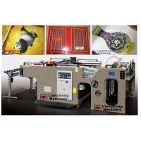 China Automatic screen printing machine sale  linear touch high precision imported parts inverter control PLC on sale