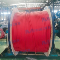 """Quality 1/4"""" UNS N06625 Oilfield Encapsulated Control Line 3 lines With Flat Pack for sale"""