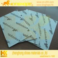 China 4.0mm  Insoles for shoes Fiber insole board cellulose insole board on sale