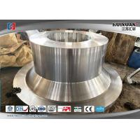 Buy cheap ASTM 4340 LF EF VD Flanges Rough Machined Coupling Forged Steel from wholesalers