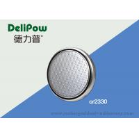 Quality Eco Friendly CR2330 Battery Button Cell Max Dimension 20.0*3.2mm for sale