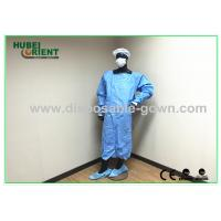 Quality Ethylene Oxide Sterilization Disposable Surgical Gowns for Hospital Use for sale