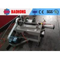 Quality Shaftless Motorized Pay Off Cable Rewinding Machine / Electrical Rewinding Machine for sale
