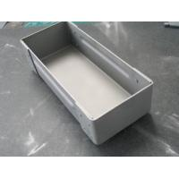 Quality Pure 99.95% molybdenum boats high density moly boats for singtering metal for sale