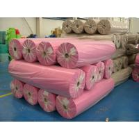 Quality biodegradable pp spunbond non woven fabric for car covers for sale