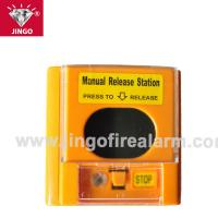 Quality Fire gas extinguisher FM200 extinguishing systems Manual Release Station for sale