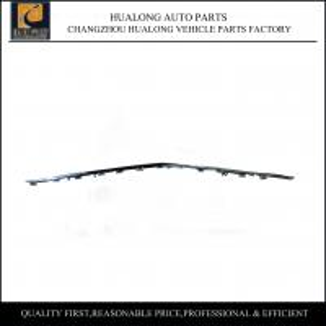 China BENZ W213 Front Bumper Lower Trim Chrome Plastic OEM 2138850300 on sale
