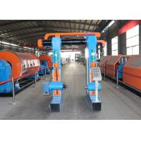Quality Copper Tape Rewinding Machine PLC Controlled Dispatch 2500mm Drum for sale