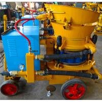 Quality China new airless paint spraying machine for sale, Model HPZ-5 concrete dry sprayer for sale