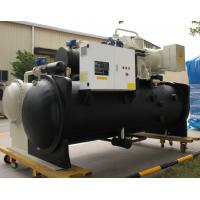 Buy cheap 6kV 3 Phase 50Hz Shell Tube Centrifugal Chiller With Touch Screen Panel from wholesalers