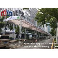 Quality Heavy Duty Aluminum Stage Truss Banner Stand 500-800kg Loading Weight Solid Structure for sale
