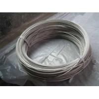 Quality AWS5.24 qualified zirconium metal wire manufacture market price for sale for sale