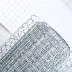 Quality 12.7X12.7X1.24mm X 900mm X 30m galvanized welded wire mesh can be customized a variety of specifications for sale