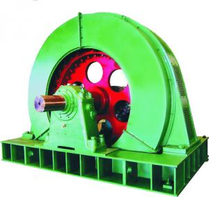 Quality 500kW 10KV AC Synchronous Motor TDMK500-32 2150mm Stator Excircle for sale
