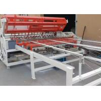 Quality Holland Fence Mesh Welding Machine Roll Net Welding With PLC Control System for sale