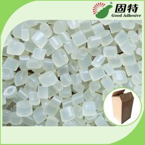 Quality Transparent White EVA Particles Hot Melt Glue Adhesive granule for Packaging Like Henkel for sale