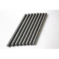 Quality SK30N Solid Carbide Rods With 0.3 - 0.4 um Grain Size 300 - 330 mm Length SGS for sale