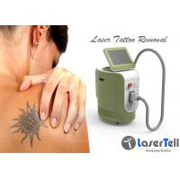 China 1000J Maximal Energy ND Yag Laser Tattoo Removal Machine With Honeycomb Tip on sale