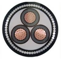 China OEM 3 Core Steel wire Armored Cable Low Smoke Zero Halogen Wire on sale