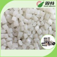 Quality Colorless Hot Melt Glue Assembly / Polyolefin Hot Melt Adhesive For Air Filter for sale