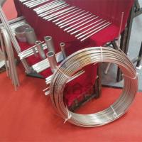 Quality Stainless steel coiled tubing/tube coil/coiled tube/coiled pipe for sale
