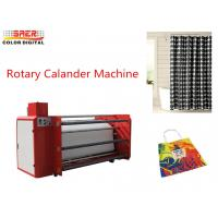 Quality Convenient Operation Oil Heating Roll To Roll Sublimation Machine Rotary Calander for sale