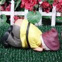 Quality 2011 new hot polyresin garden gnome art for sale