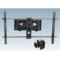 Quality Television LCD Wall Mount Brackets High Gauge Cold Rolled Steel Material for sale