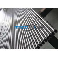 Quality TP316 / 316L Stainless Steel Instrumentation Tubing With Bright Annealed Surface for sale