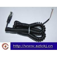 Telephone Handset Coil cable ( flat cable)