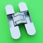 Quality zamac door Fitting 3D adjustable Hidden concealed hinges for sale