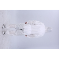 Quality CR Coverall Disposables Surgical Scrub Suit OEM  Medical Hospital Uniform for sale