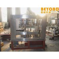Quality glass bottle beverage / Beer Filling Machine, Centralized automatic lubrication system for sale