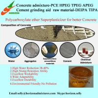 Buy cheap new generation hyper plasticizer  for the production of high quality self-leveling concret from wholesalers
