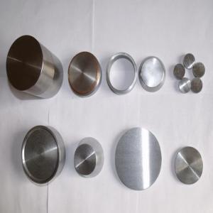 Quality Astm B550 Zr 702 Zirconium TargetHigh Purity Zirconium Sputter Target 99.95% Zr Tube Targe for sale