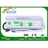 China Short circuit Protection 120W Waterproof LED Power Supply CE RoHS Certificate on sale
