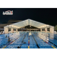 Quality Fireproof 100km/H Aluminum Marquee Sport Event Tents for sale