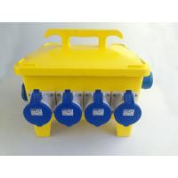 Buy cheap 24 Poles Portable Electrical Spider Box IP66 Water Resistant 13.5kg Weight from wholesalers