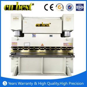 Quality hydraulic press brake machine for sale
