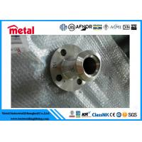 "Quality SO RF Stainless Steel Flange ASTM A182 1.1/2"" 40S 600# A182 F44 B16.5 Customized for sale"