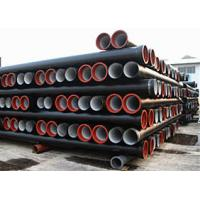 Quality ISO2531 K9 FBE Coated Pipe Ductile Cast Iron Pipe T Type Push On Joint for sale