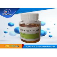 Quality Water Based Pigment Dispersions 8.5 PH Reduce Viscosity For Carbon Black for sale