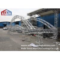 Quality Spigot Type Aluminum Stage Lighting Truss Systems For Festival Celebration for sale