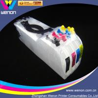 Quality refillable ink cartridge for Brother LC71 LC75 4 color ciss for sale