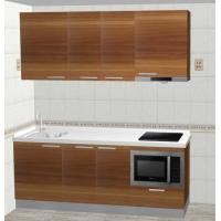 China Complete Kitchen Cabinet Set Adjustable Legs For Kitchen Cooking / Storage ISO9001 on sale