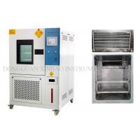 Quality High And Low Temp Environmental Test Chamber Touch Screen With Extended Operating Life for sale