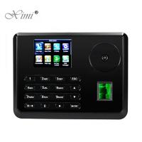 Quality WIFI ADMS Web P160 Biometric Time Attendance Machine Palm Time Attendance for sale