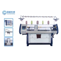 Quality Economic Single System Home 12G Hat Flat Knitting Machine for sale