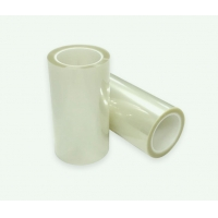 Quality High Transmittance Clear Polyester Transparent Polyimide Film 12.5 Micron for sale